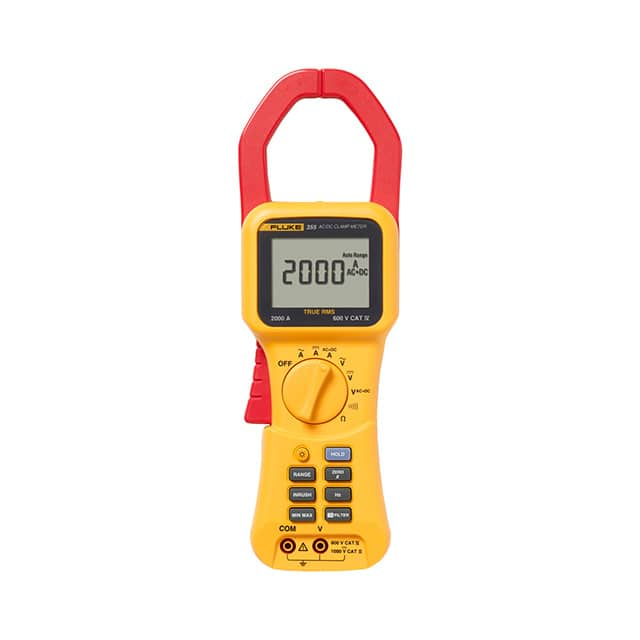 FLUKE-355_电气检测仪、电流探头