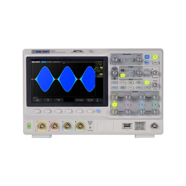 SDS2304X_示波器