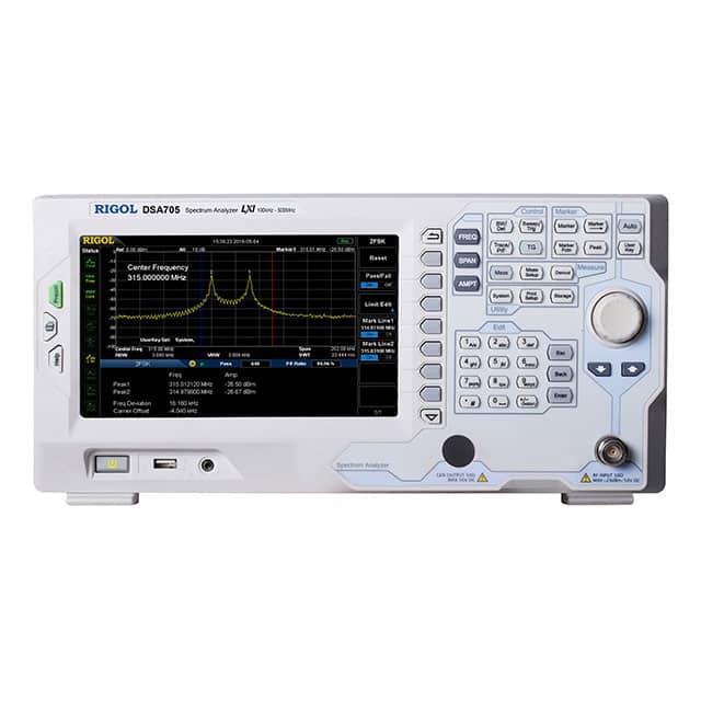 DSA705_频谱分析仪