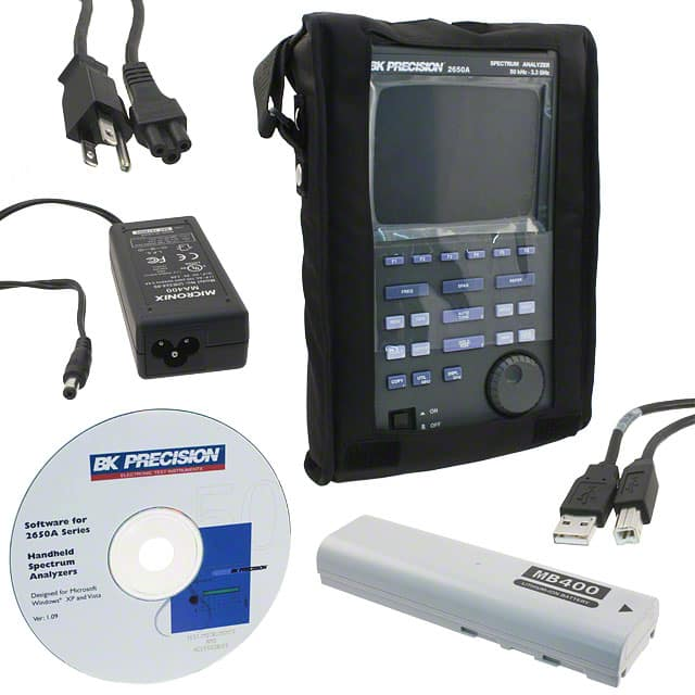 2650A_频谱分析仪