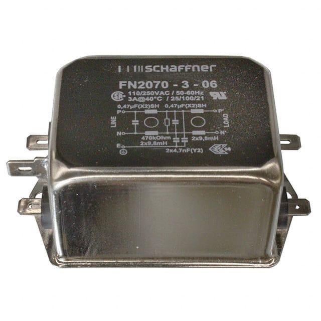 FN2070-3-06_电力线滤波器模块