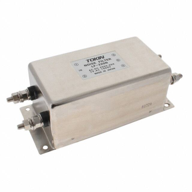 LF-220N_电力线滤波器模块