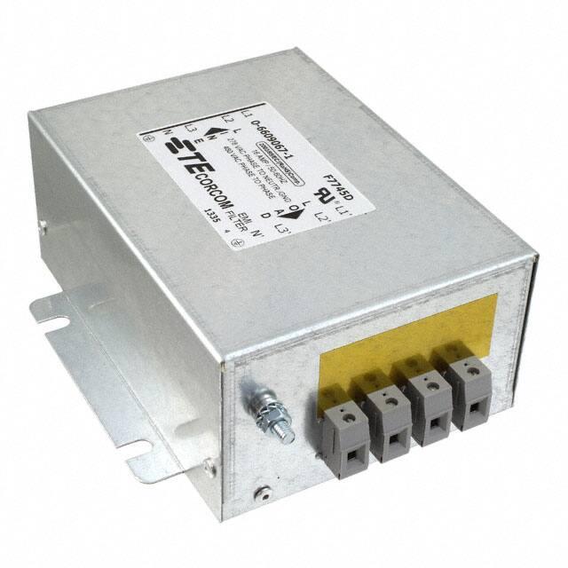 16AYC10B_电力线滤波器模块