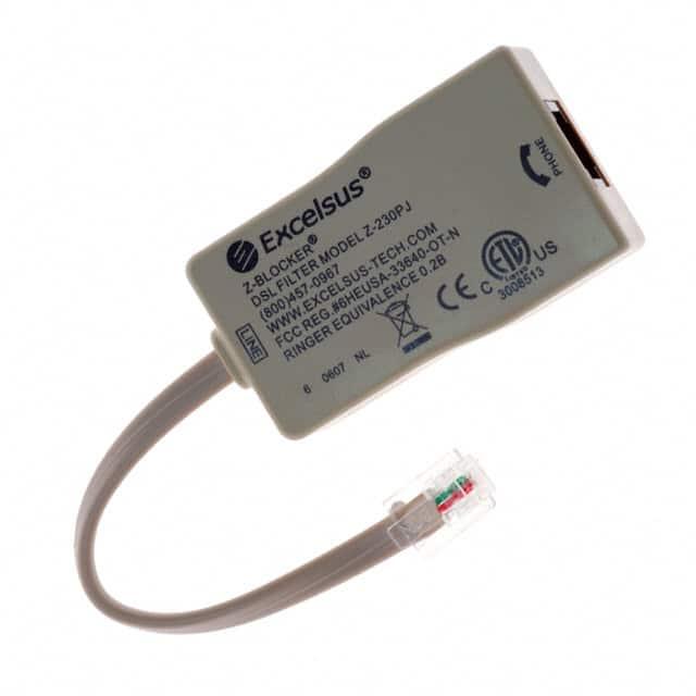 Z-230PJ_DSL滤波器