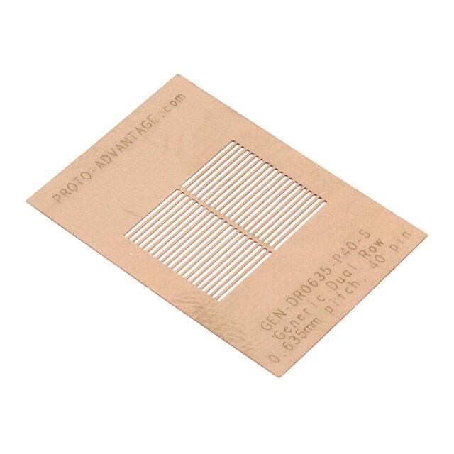 GEN-DR0635-P40-S_焊接模版