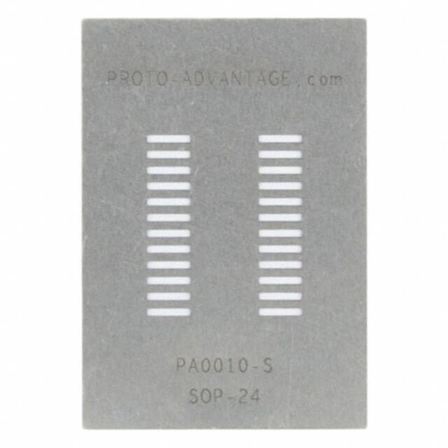 PA0010-S_焊接模版