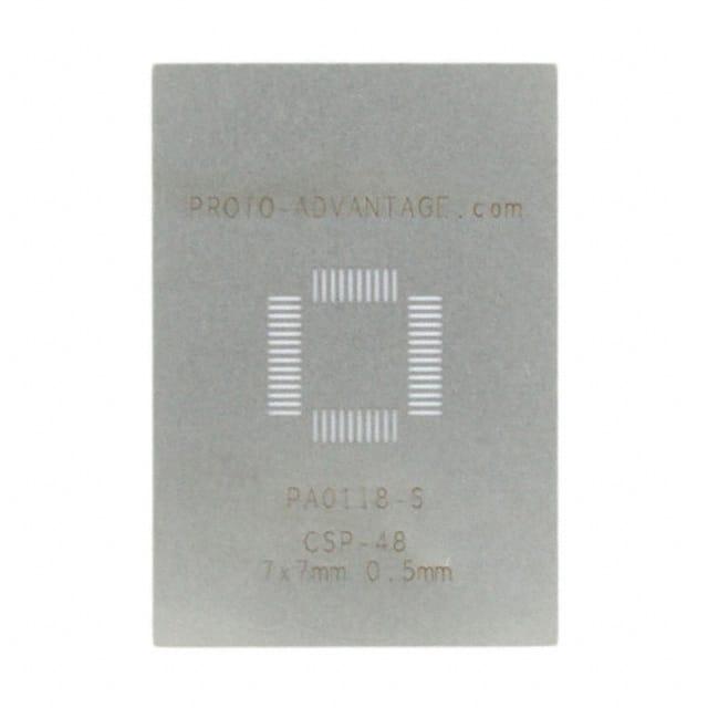 PA0118-S_焊接模版