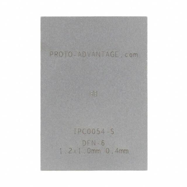 IPC0054-S_焊接模版