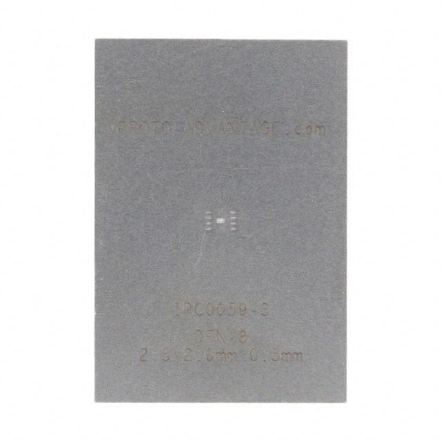 IPC0059-S_焊接模版