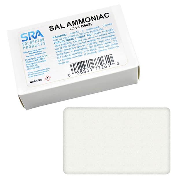 SALAMMONIAC-100G_烙铁头清洁剂