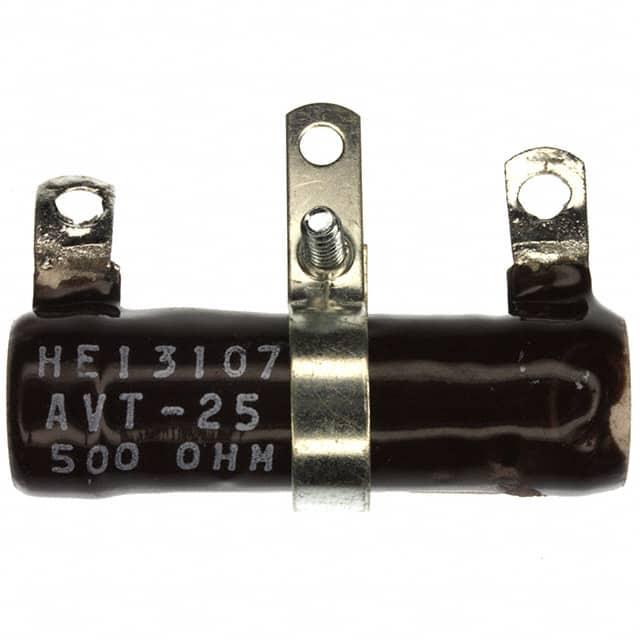 AVT02506E500R0KE_可调功率电阻器