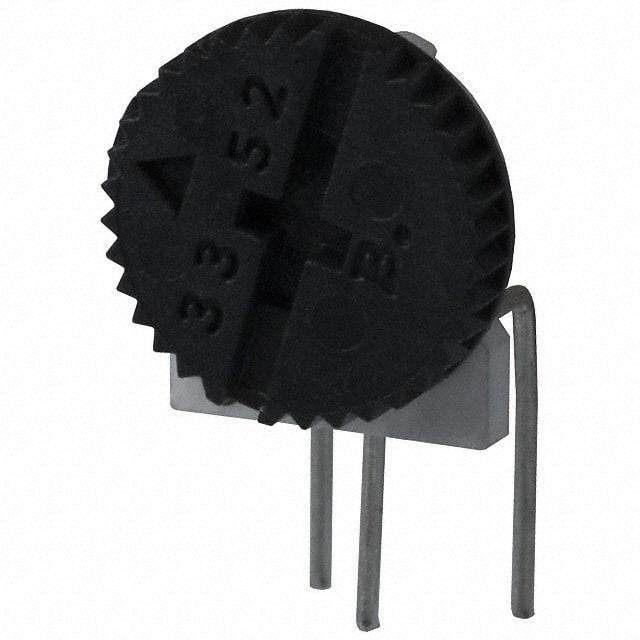 3352H-1-104LF_拨轮式电位器