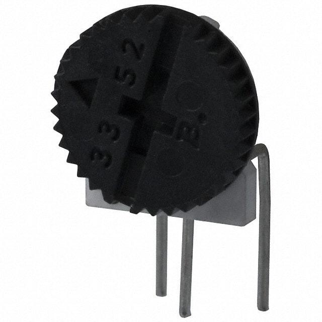 3352H-1-203LF_拨轮式电位器