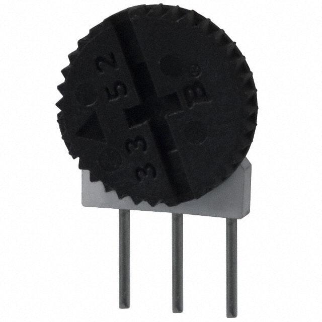 3352W-1-205_拨轮式电位器