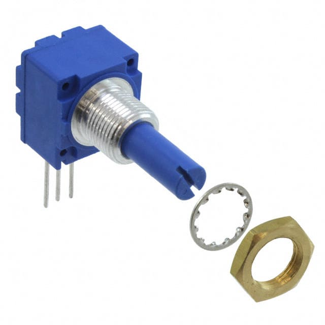 91R1A-R22-B15L_旋转式电位器,变阻器