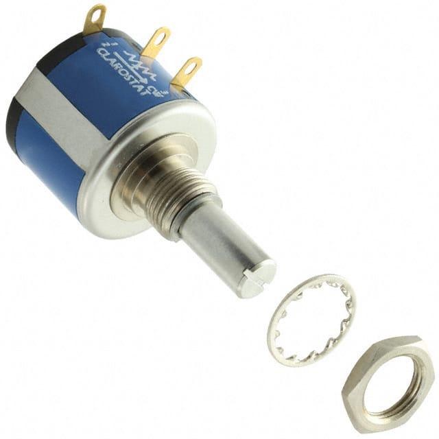 73JA500_旋转式电位器,变阻器