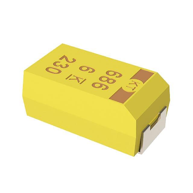 T540D687M003BH87057610_钽质电容