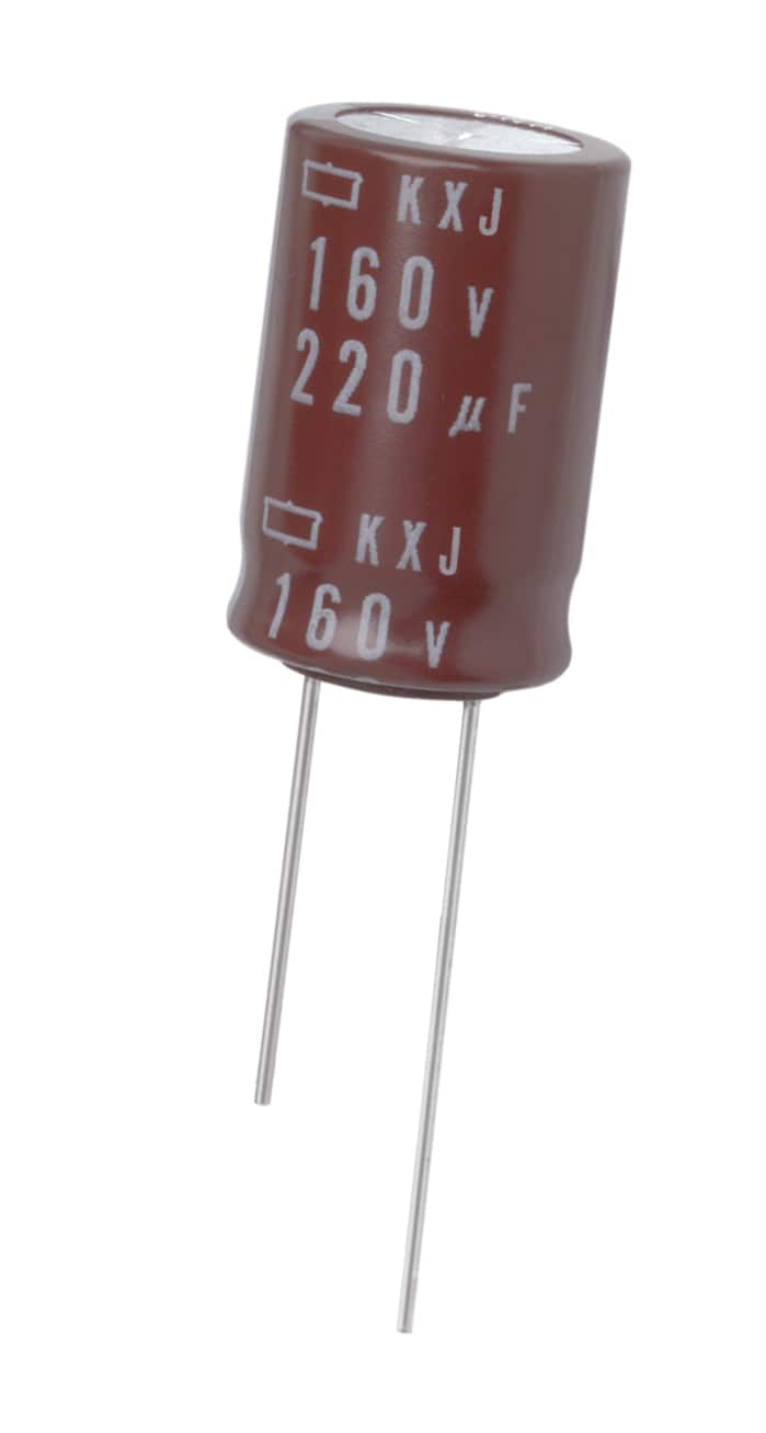 EKXJ351ELL270MJ25S_铝电解电容