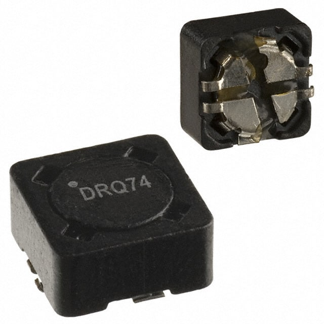 DRQ74-100-R_电感器,扼流圈