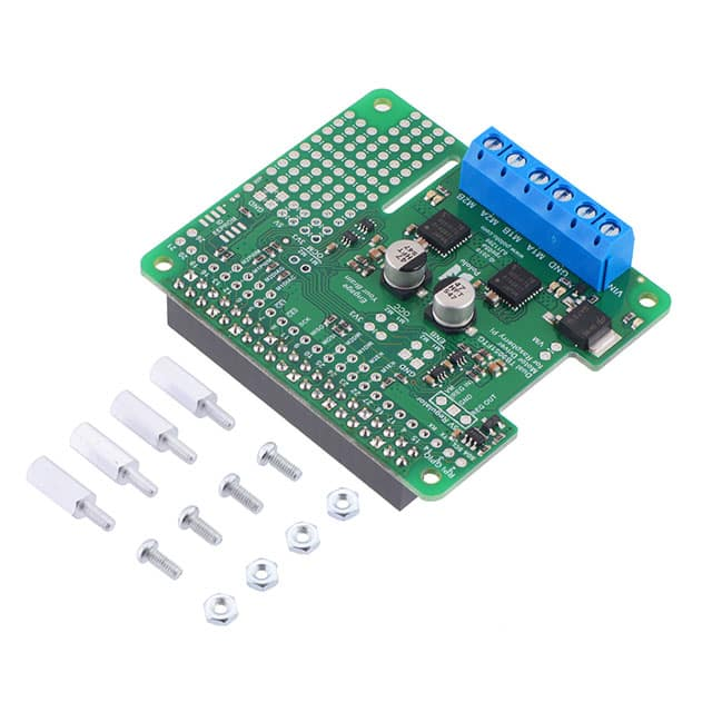 2762_电机驱动模块