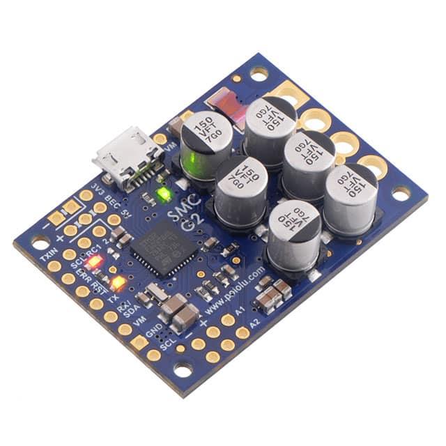 1366_电机驱动模块