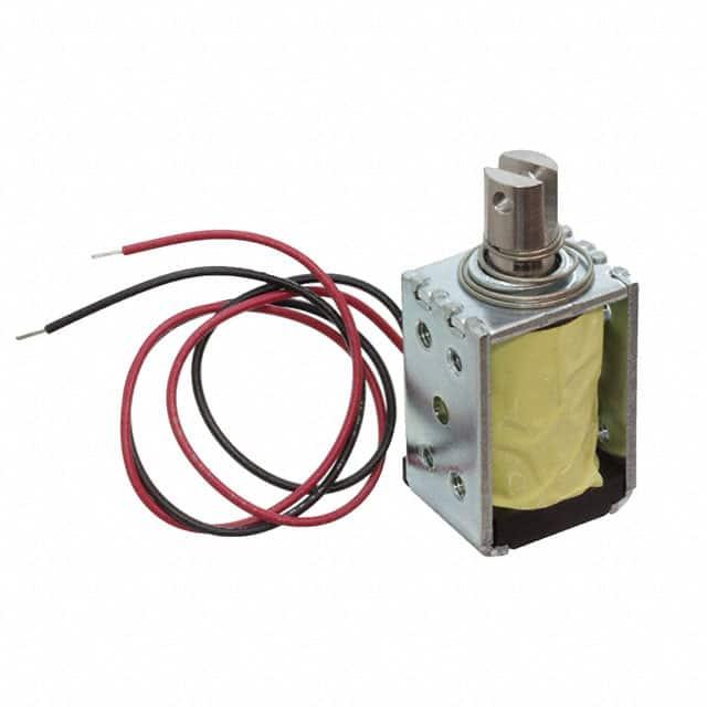 B14HD-L-254-B-4_螺线管致动器