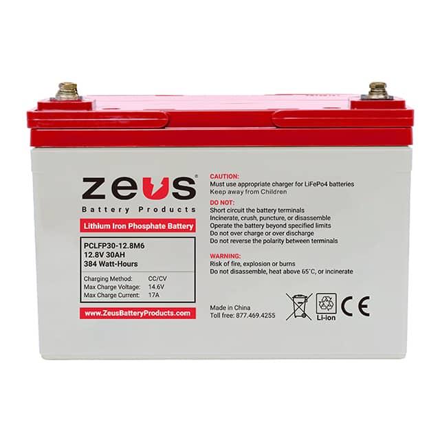 PCLFP30-12.8M6_充电电池