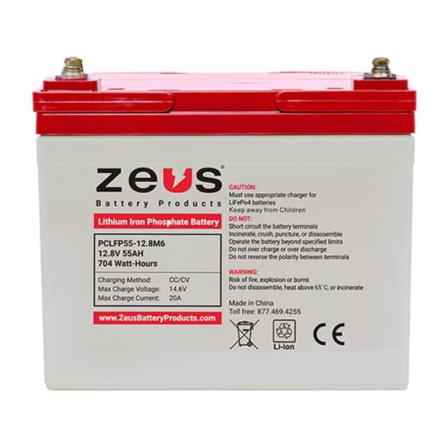 PCLFP55-12.8M6_充电电池