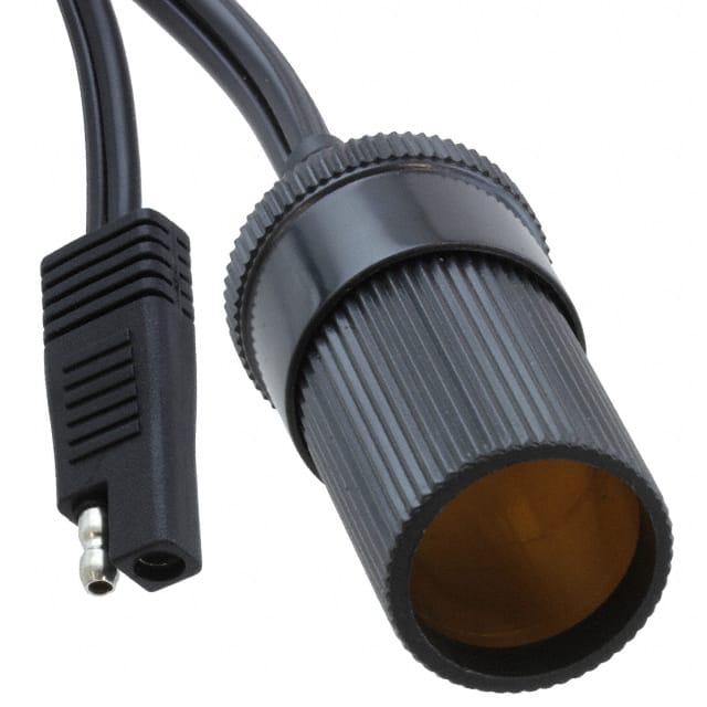 CNC-SAE-16-046-004_点烟器组件