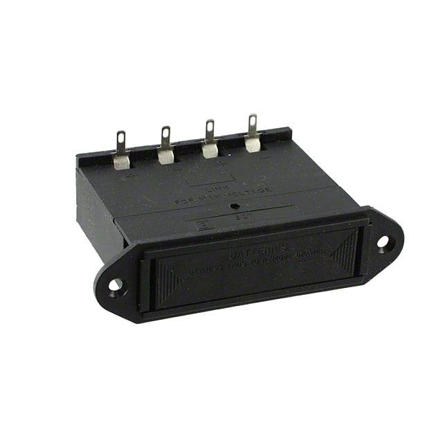 BX0027_电池座,电池夹,电池触头