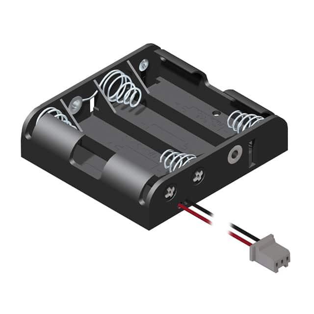 2482CN_电池座,电池夹,电池触头