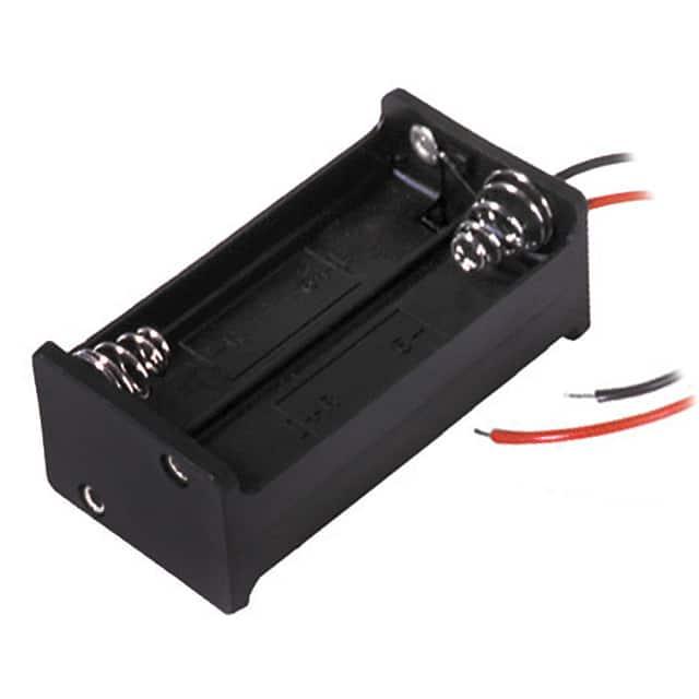 BH44AAW_电池座,电池夹,电池触头