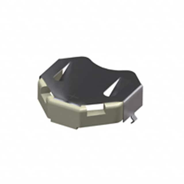 3023_电池座,电池夹,电池触头