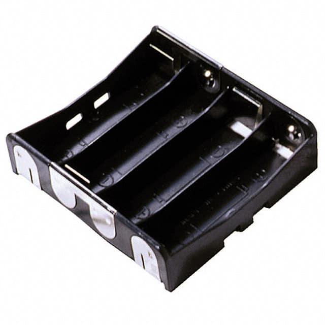BA4AAPC-UL94V-0_电池座,电池夹,电池触头