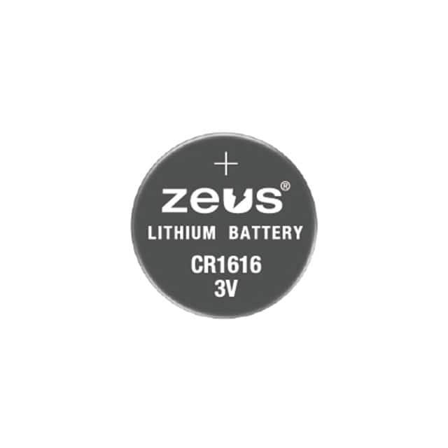 CR1616_一次性电池