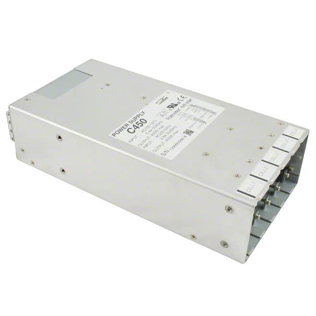 C450H_电源模块机架