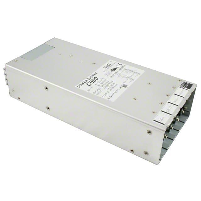 C650H_电源模块机架