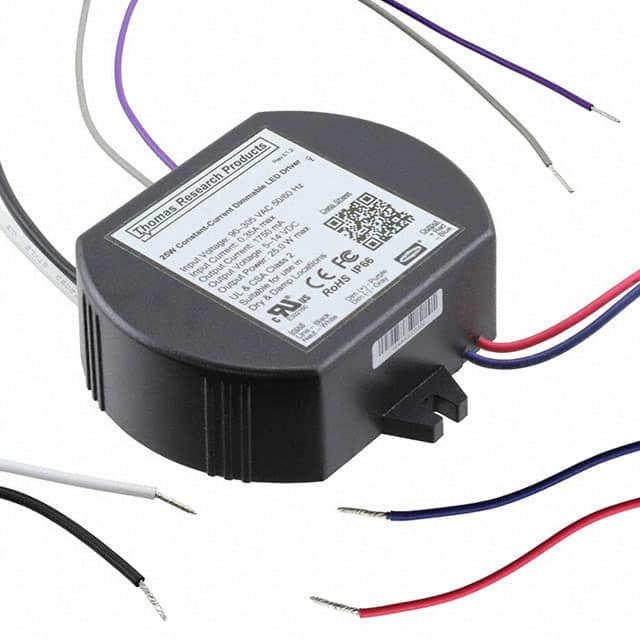 LED25W-72-C0350-D_LED驱动器