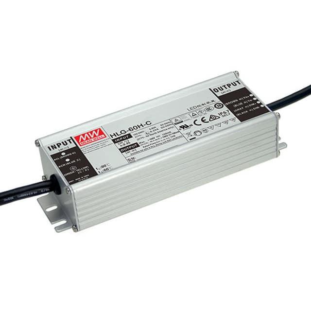 HLG-60H-C700A_LED驱动器