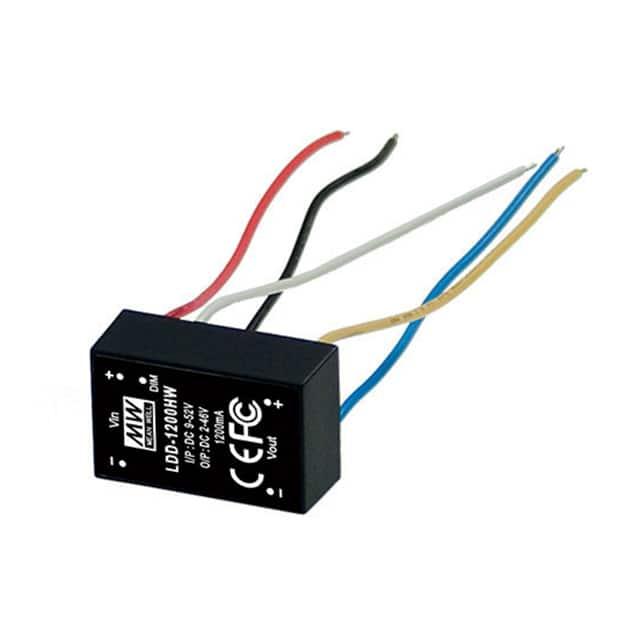 LDD-1200HW_LED驱动器
