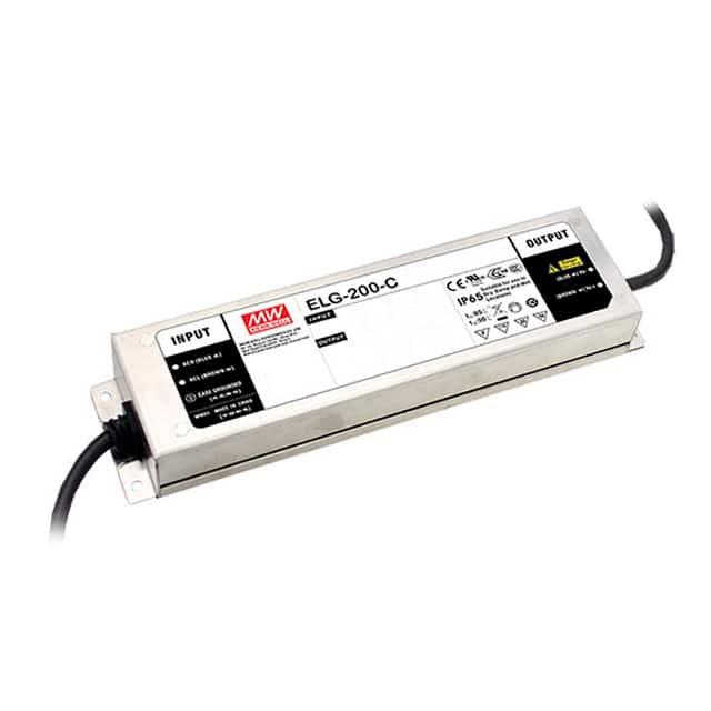 ELG-200-C700_LED驱动器