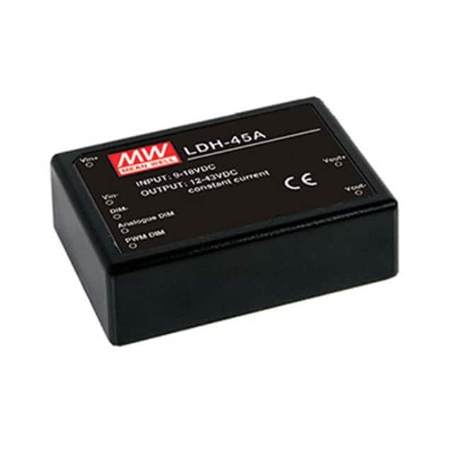 LDH-45A-1050_LED驱动器