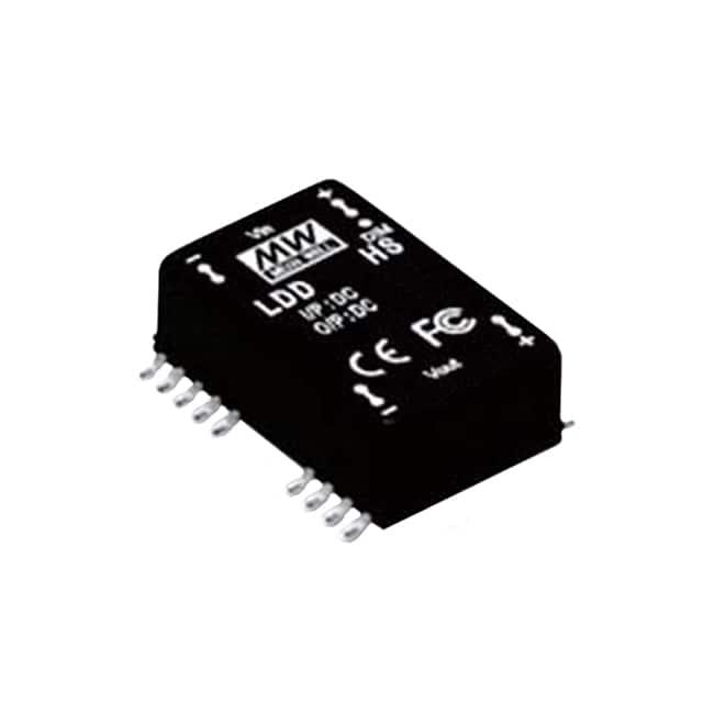 LDD-300HS_LED驱动器