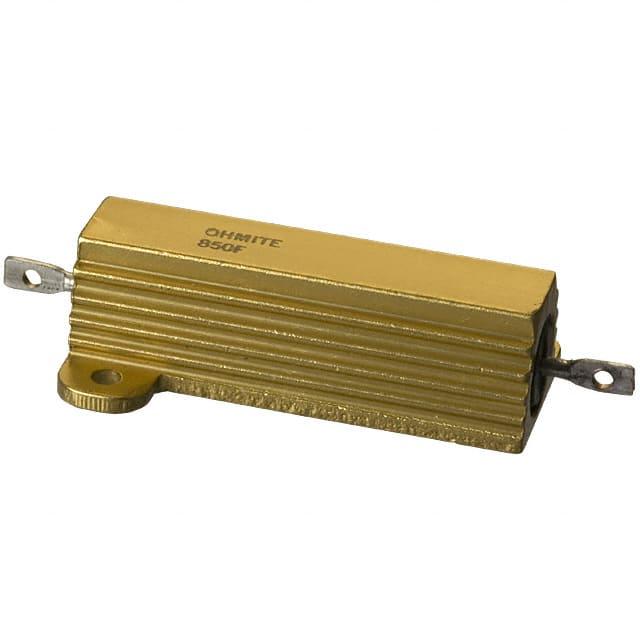 850F5K0E_底座电阻器