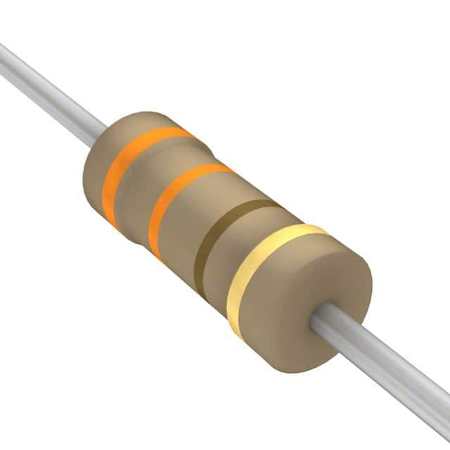 CF14JT330R_碳膜电阻器