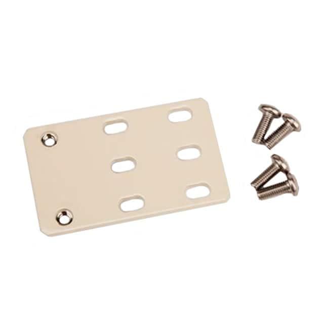 8423-BKT_插头板,插孔面板