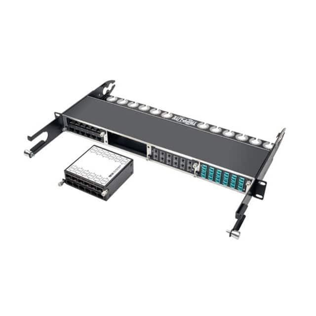 N484-12SFP-K_插头板,插孔面板