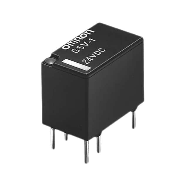 G5V-1-T90 DC12_低信号继电器-PCB