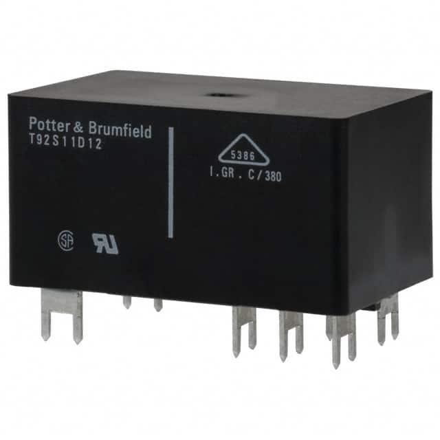 T92S11D12-48_继电器通用继电器