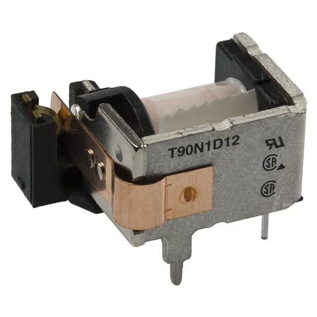 T90N5D12-24_继电器通用继电器